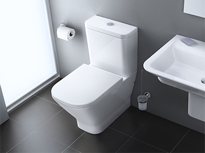 Close Coupled Back to Wall Toilets