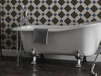 Floor Standing Bath Shower Mixer Taps