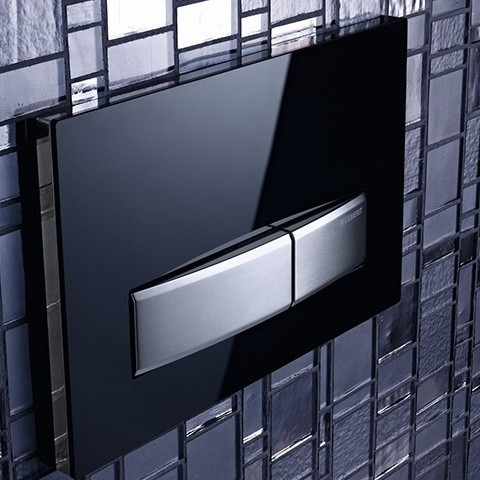 Geberit Flush Plates and Push Buttons