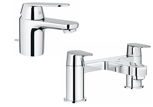 Basin & Bath Tap Packs