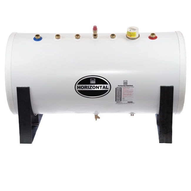 Horizontal Unvented Cylinders