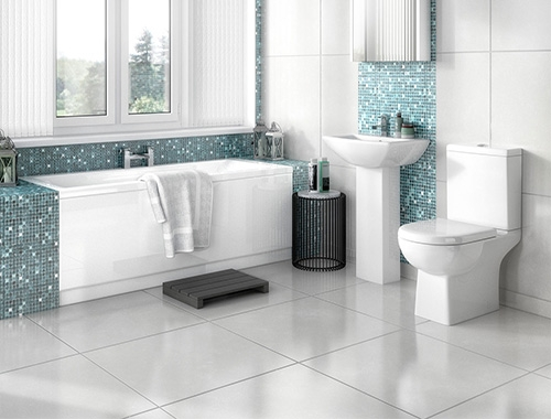 Toilet, Basin & Bath Packs