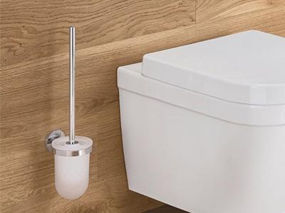 Toilet Brush & Holder