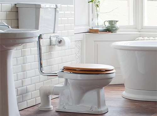 Traditional Style Toilets