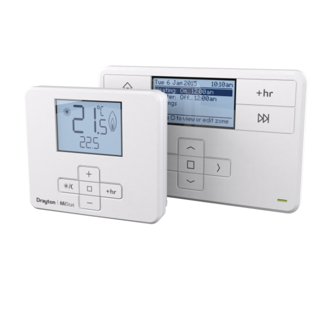 Wireless Heating Controls