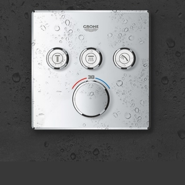 Grohe SmartControl Showers £35 Cashback