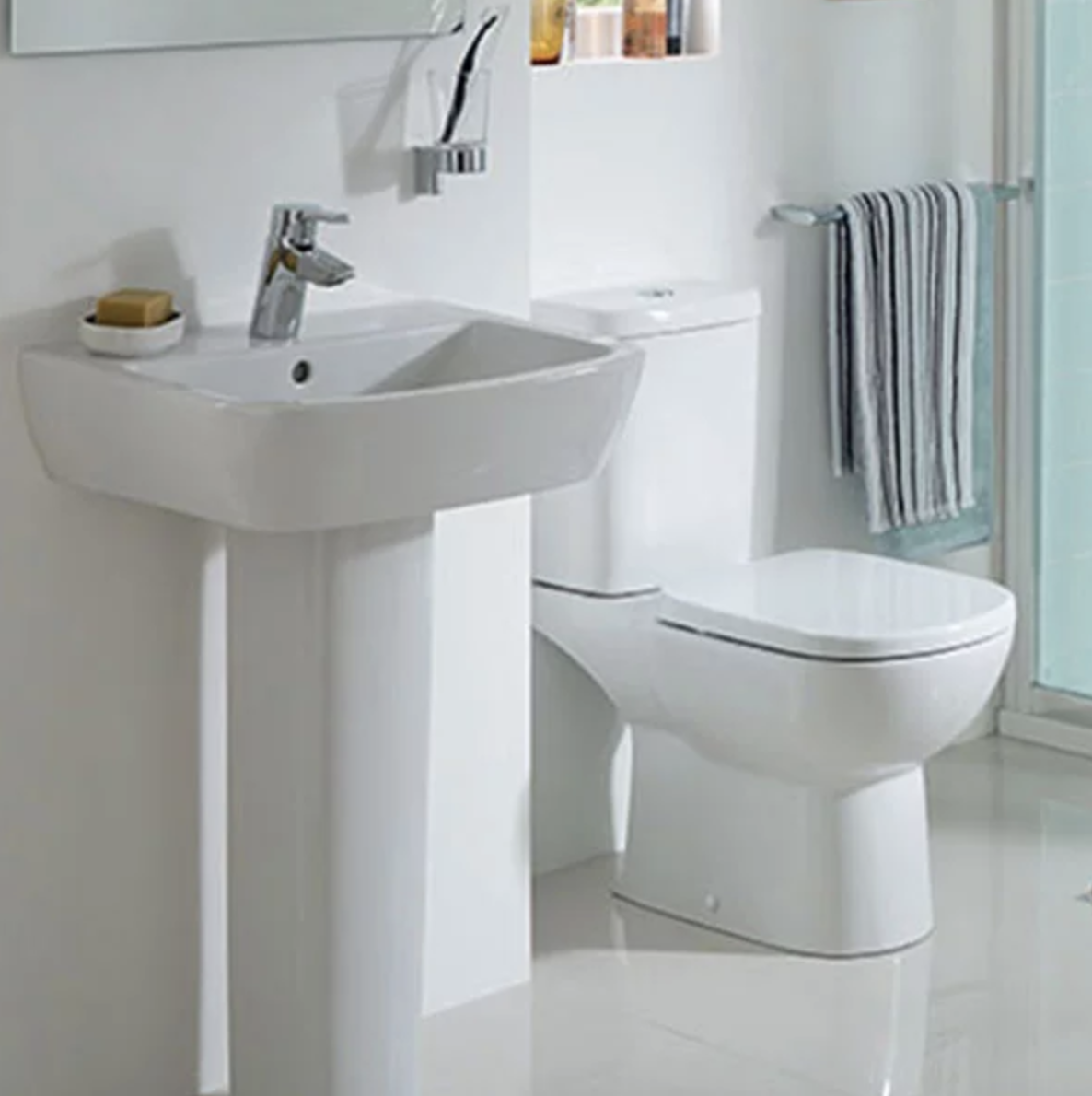 Ideal Standard Bathroom Suites