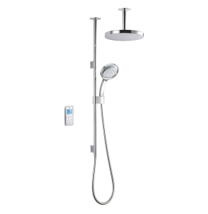 Mira Vision Dual Pumped/Ceiling Fed 1.1797.102