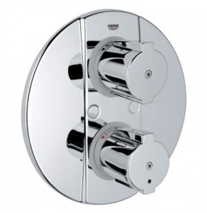 Grohe Grohtherm 2000 Special Thermostat with 2-Way Diverter for Bath/Shower 19417 19417000