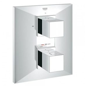 Grohe Allure Brilliant Thermostat with 2-Way Diverter for Bath/Shower 19792 19792000