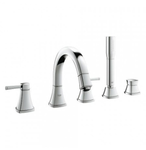 Grohe Grandera 5-Hole Bath/Shower Combination Trim Set 19919 19919000