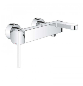 """Grohe Plus 2019 Single-Lever Bath/Shower Mixer 1/2"""" Exposed - 33553003 33553003"""