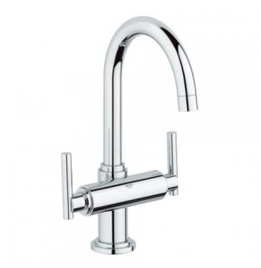 Grohe Atrio Jota Basin Mixer & Pop-Up Waste, L-Size 21022 21022000