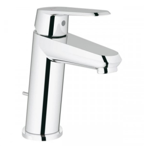 Grohe Eurodisc Cosmo Basin Mixer & Pop Up Waste S-Size 23049 23049002
