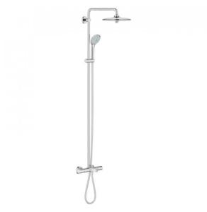 Grohe Euphoria 260 Shower System & Bath Thermostat - 27475001 27475001