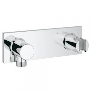 Grohe Grohtherm F Wall Shower Union with Integrated Shower Holder 27621 27621000