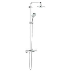 GROHE New Tempesta Cosmopolitan 160 shower system with thermostat 27922000