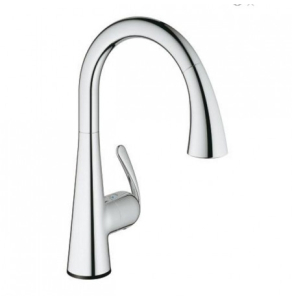 Grohe Zedra Touch Electronic Single Lever Kitchen Mixer 30219001 30219001