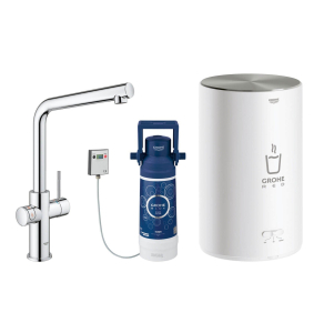 GROHE Red Duo Tap and M Size Boiler 30341001 30341001