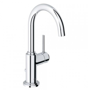 Grohe Atrio One Basin Mixer & Pop-Up Waste, L-Size 32042 32042001