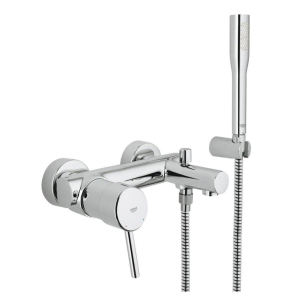 GROHE Concetto Wall Mounted bath Shower Mixer 32212001