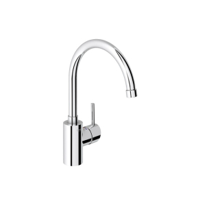 GROHE Concetto kitchen mixer, high spout 32661001