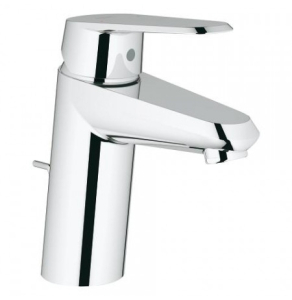 Grohe Eurodisc Cosmo Basin Mixer & Pop Up Waste S-Size 33190 33190002