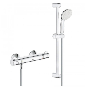 Grohe Grohtherm 800 Thermostatic Shower Mixer Set - 34565001 34565001
