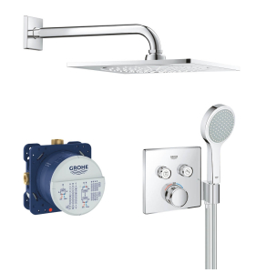 Grohe Grohtherm SmartControl Perfect Shower Set - 34742000 34742000