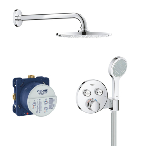 Grohe Grohtherm SmartControl Perfect Shower Set - 34743000 34743000