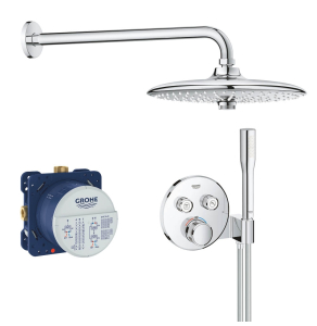Grohe Grohtherm SmartControl Perfect Shower Set - 34744000 34744000