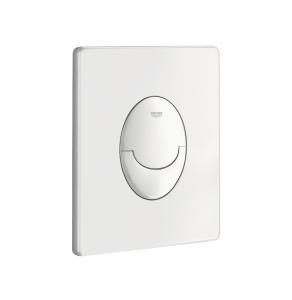 GROHE Skate Air flush plate, Alpine white (vertical placement) - 38505SH0 38505SH0