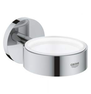 Grohe Essentials Glass/Soap Dish Holder 40369000 40369001