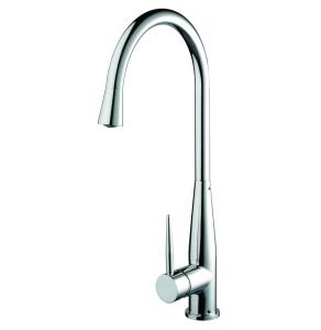 Bristan Champagne Easy Fit Monobloc Sink Mixer Chrome CHM EFSNK C