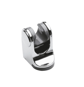 Nuie Shower Accessories Chrome Contemporary Wall Bracket - A376 A376