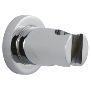 Nuie Shower Accessories Chrome Contemporary Luxury Bracket - A377 A377