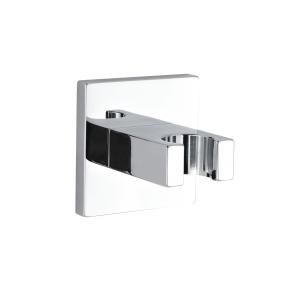 Nuie Shower Accessories Chrome Contemporary Wall Bracket - A3794 A3794