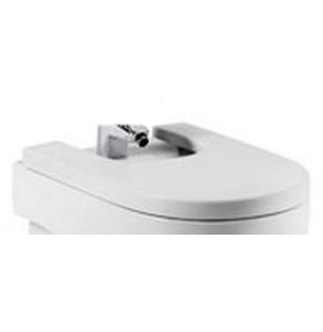 Roca Meridian N Compact Soft Close Bidet Seat - 8062AC004 RO10630
