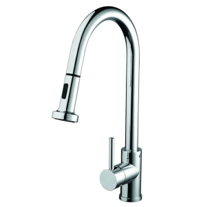 Bristan Apricot Monobloc Sink Mixer with Pull Out Spray Chrome APR PULLSNK C