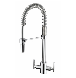 Bristan Artisan Professional Sink Mixer with Pull Out Spray Chrome AR SNKPRO C