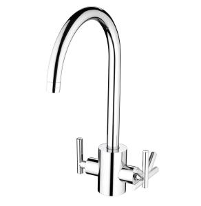 Bristan Artisan Pure Sink Mixer Chrome AR SNKPURE C