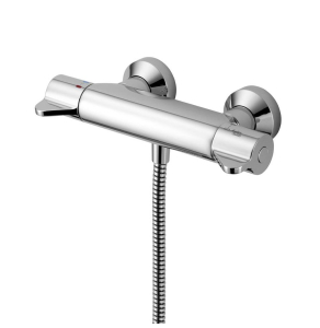 Armitage Shanks Contour 21 Wall Mounted Exposed Shower Mixer Valve Chrome - A4127AA AS10252