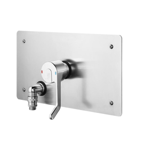 Armitage Shanks Contour 21 Concealed Shower Valve Extended Lever Handle in Stainless Steel - A4314MY AS10257