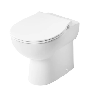 Armitage Shanks Contour 21 Plus Back to Wall Toilet 410mm High - Excluding Seat AS10118
