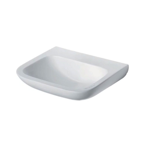 Armitage Shanks Portman 21 Wall Hung Cloakroom Basin No Overflow 500mm Wide - 0 Tap Hole AS10040