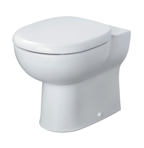 Armitage Shanks Profile 21 Back To Wall Toilet 550mm Projection - Standard Seat AS10119