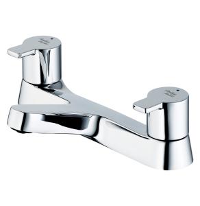 Armitage Shanks Sandringham SL 21 Bath Filler Tap Chrome - B3309AA AS10166