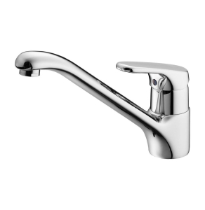 Armitage Shanks Sandringham Single Lever Kitchen Sink Mixer Tap Chrome - B4449AA AS10163
