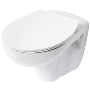 Armitage Shanks Sandringham 21 Wall Hung WC Toilet - Standard Seat AS10107