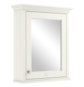 Bayswater Pointing White Bathroom Cabinet 750mm High x 650mm Wide BAY1048